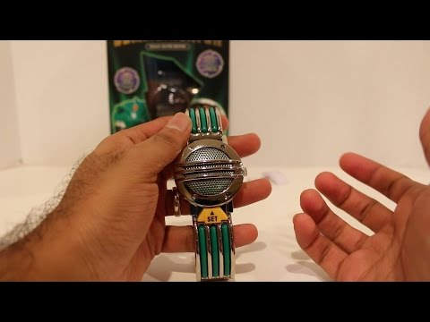 Legacy Communicator: Tommy Oliver Edition Unboxing/Review [Mighty Morphin Power Rangers]