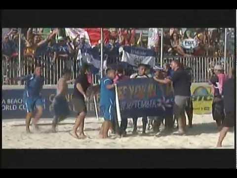 La Selecta de Playa El Salvador vs. México (Definición por penaltis)