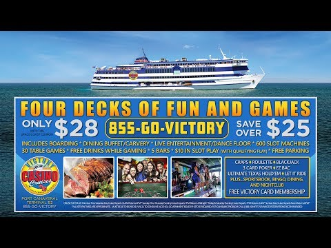 Things To Do In Cocoa Beach & Cape Canaveral | Nightlife & Entertainment | Victory Casino Coupons