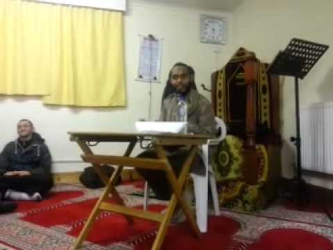 Cilderns right in islam by Ustad Issa Abu Fatima Part1