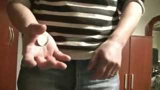 Фокус с монетой