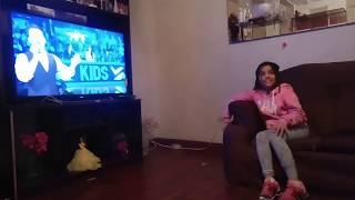 Reaccion - Primera Gala Yo soy Kids - Mon Laferte