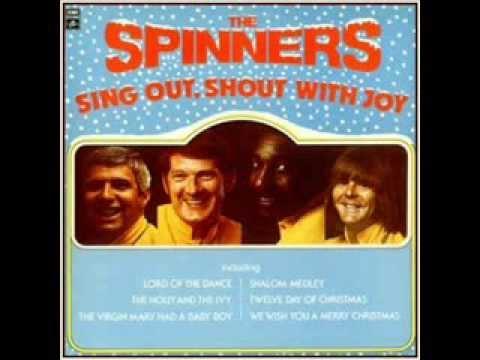 Spinners  Christmas Time Odd Job Man