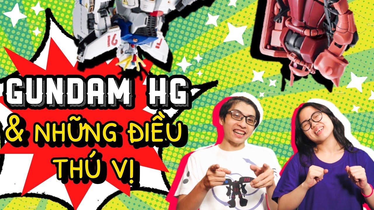 Gundam HG và những điều có thể bạn chưa biết! nShop - Game & Gunpla
