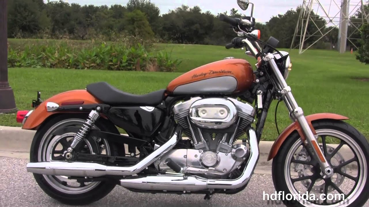 New 2014 Harley Davidson Xl883l Sportster Superlow