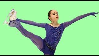 13 летняя юниорка из России с рекордом победила в короткой программе на Чемпионате Мира