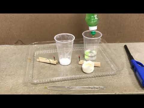 DIY Fire Extinguishing Foam