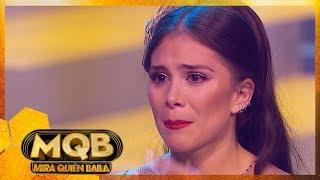 Greeicy Rendón, conmovida hasta las lágrimas | Gran Final | Mira Quién Baila