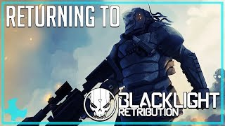 Returning to Blacklight Retribution, Still Worth Playing in 2017?