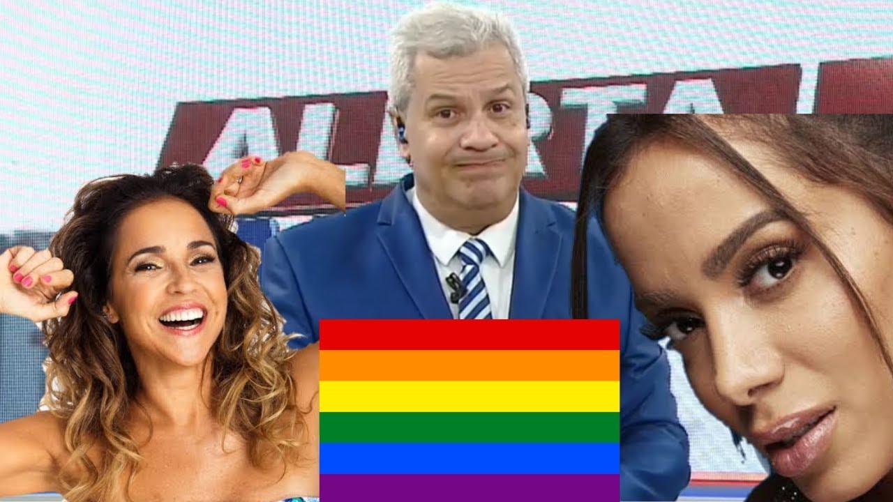 Resultado de imagem para ARTISTAS FAMOSOS DEIXAM DE PRESTIGIAR A PARADA GAY POR FALTA DE DINHEIRO PÚBLICO