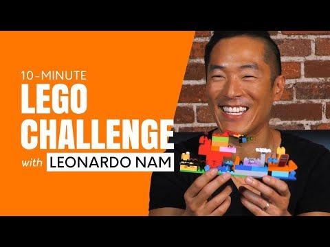 Leonardo Nam's 10Minute Lego Challenge