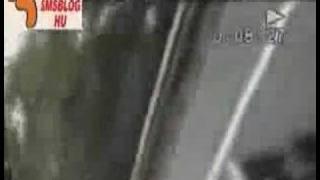 Two Bikes Crash