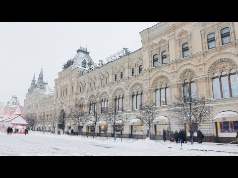 "GUM Department Store in Moscow. ""Real Russia"" ep.29"