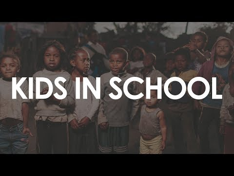 Kids In School - Thrive Madagascar