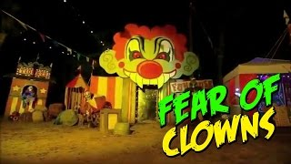 The Great Halloween Fright Fight - Fear of Clowns