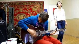 Мельница Дороги cover guitar + vox(Следите за последними новостями в группе http://vk.com/kgd_guitar., 2014-09-03T19:25:41.000Z)