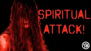 Paranormal Investigators Suffer A REAL SPIRITUAL ATTACK!!! (Return to Haunted Murder House)