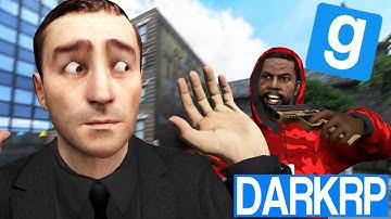 LÀ JE SUIS VRAIMENT MAL... - Garry's Mod DarkRP