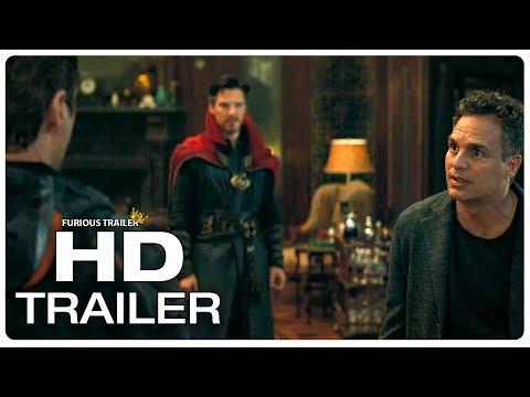 AVENGERS INFINITY WAR Movie Clip Bruce Banner Warns Iron Man + Trailer (2018) Superhero Movie HD