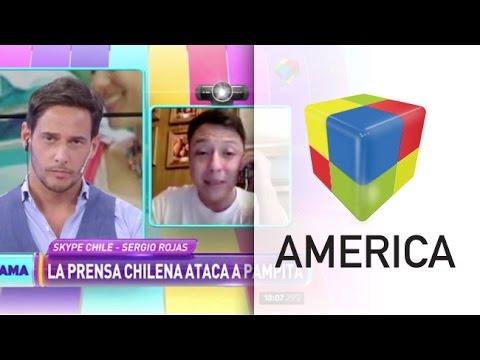 Tras conocerse los audios, en Chile desconfían de Pampita