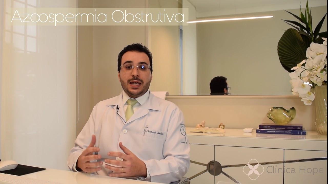 Azoospermia Obstrutiva