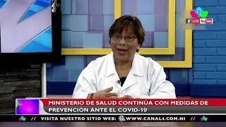 Ministerio de Salud continúa con medidas de prevención ante el Covid-19