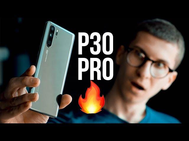 Huawei P30 Pro - Camera Monster (review Română) 📸