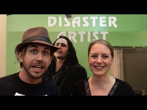 Download Youtube: THE DISASTER ARTIST Review and Interview with Lisa from THE ROOM