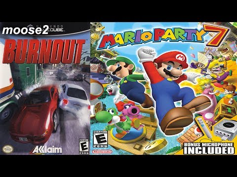 Burnout / Mario Party 7