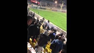 Салют Белгород- Динамо Москва 30.10.13(Драка., 2013-10-31T09:40:03.000Z)
