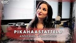 Annemari Laaksonen | Pikahaastattelu |Salatut elämät