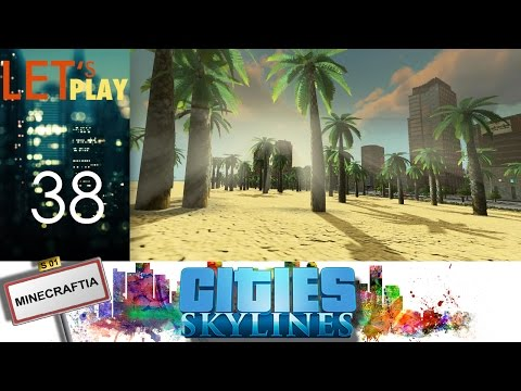 [FR] Cities Skylines - ep.38 - Route & Rails