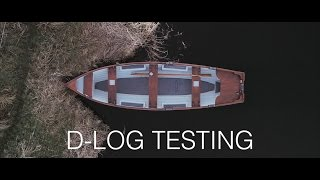 DJI Phantom 4 Pro D-Log Testing - Donegal, Ireland
