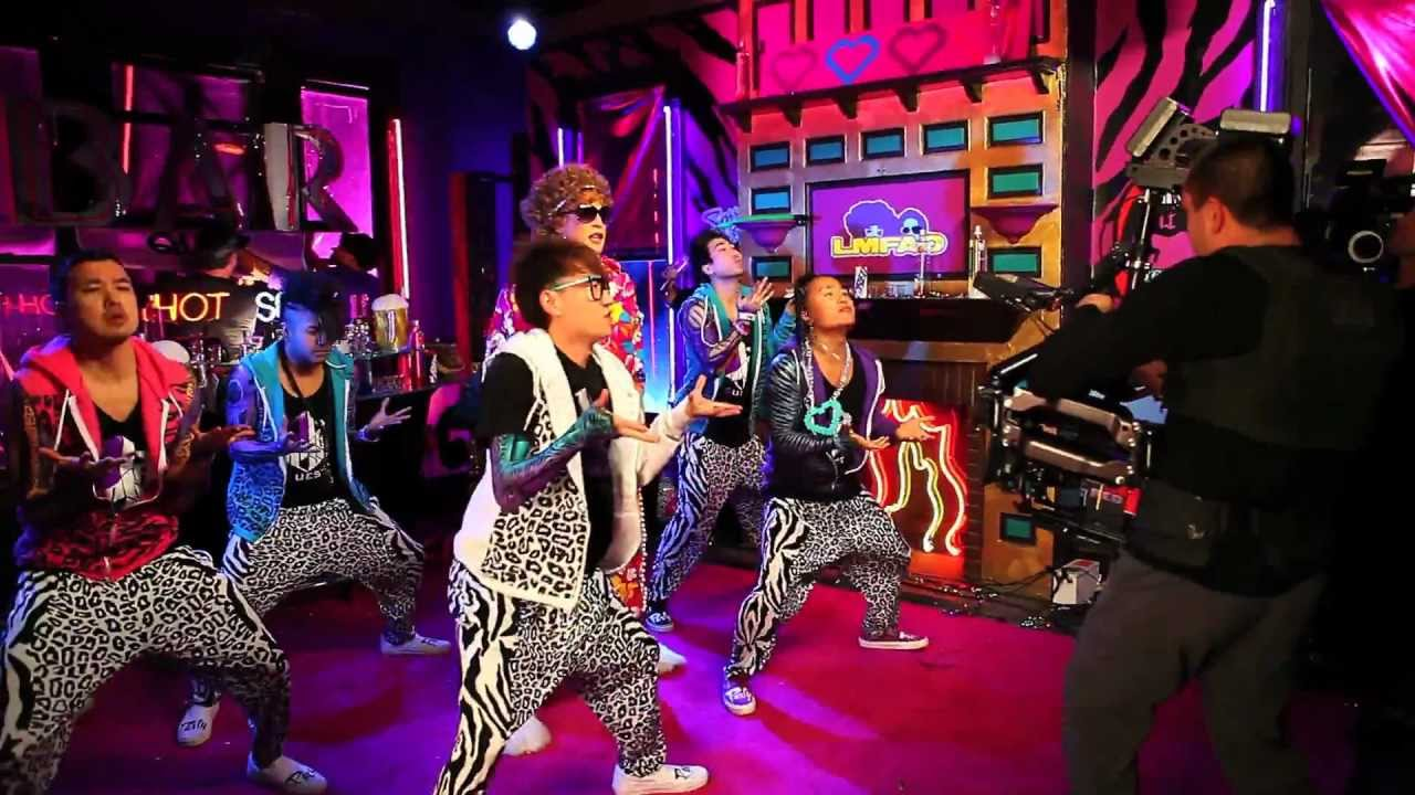 Quest Crew: Behind the Scenes - Sorry for Party Rocking