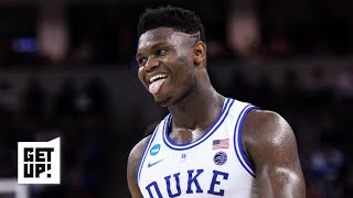 All eyes on which team gets a shot at landing Zion in the NBA draft lottery | Get Up!