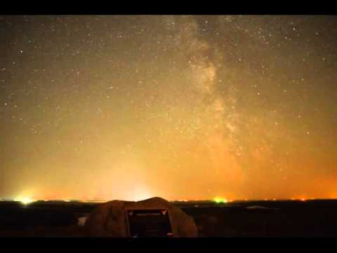 Timelapse   Milky Way   Evening of August 26, 2014   Carseland, Alberta