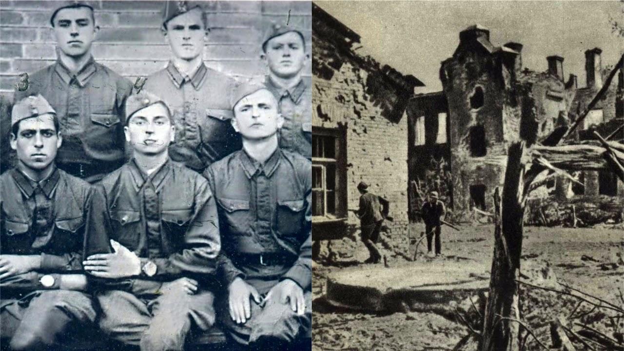 Как сражались чеченцы при обороне Брестской крепости в ...