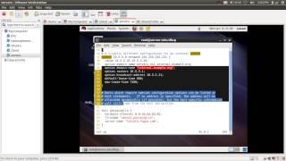 Dhcp Server Configuraiton in Linux