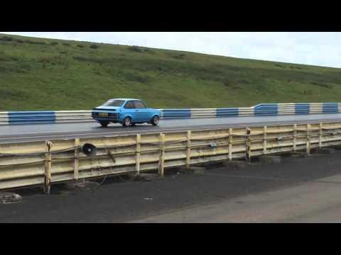 Shakespeare raceway steve's Ashton power mk2 escort