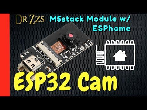 ESP32cam in HA - Theme Customizer UI | video-index com