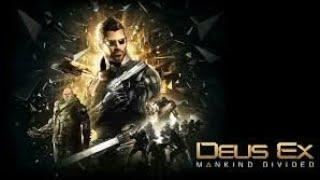 Deus Ex: Mankind divided Part 8