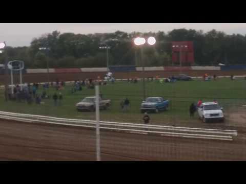 Jason Sides Qualifying  Terre Haute Action Track