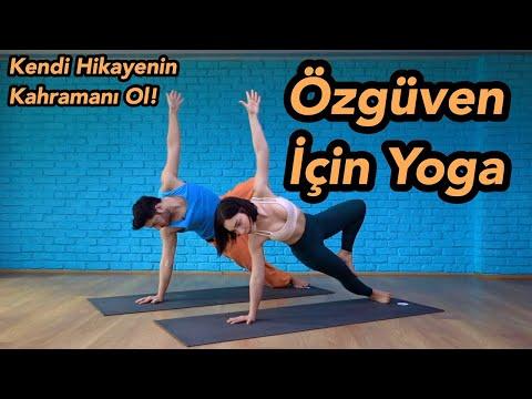 Özgüven Için Yoga Dersi | Kendi Hikayenin Kahramanı Ol! (Her Seviyeye Uygun)