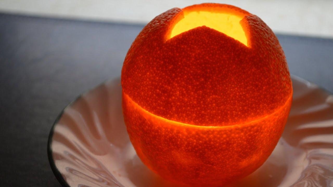 Oranges and Lemons handmade candle