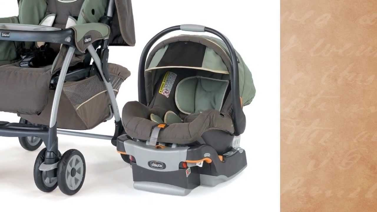 Chicco Cortina Keyfit 30 Travel System Review Youtube