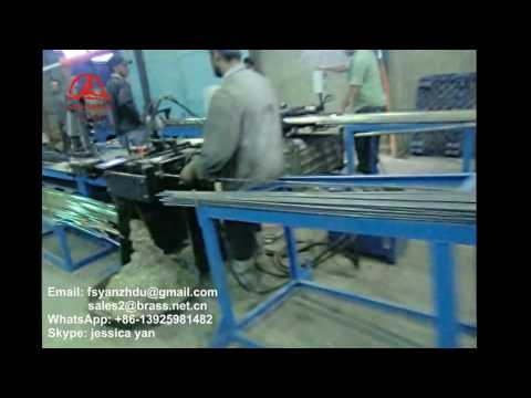 Brass rod whole production line machine,melting furnace,holding furnace,casting machine