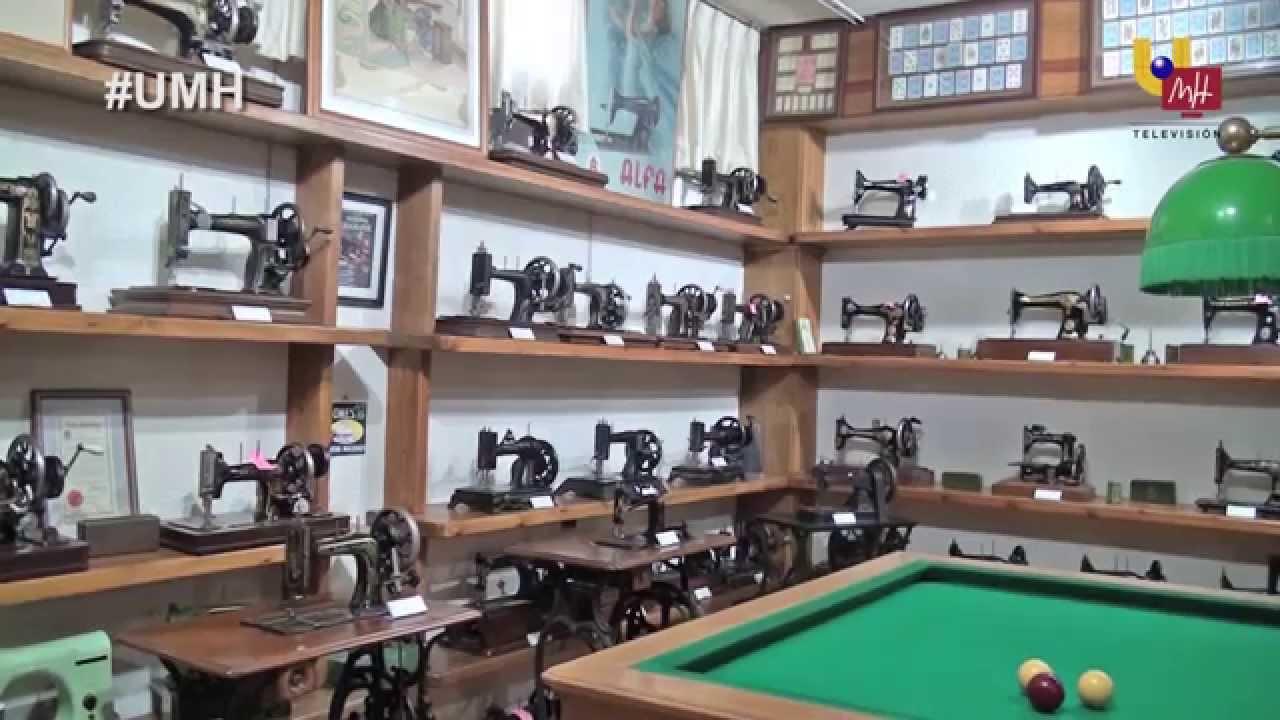 Colección Emilio Tv De Máquinas Umh Coser Cano qUMVLSzjpG