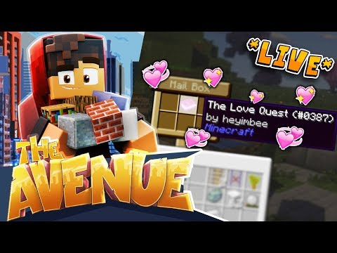 Minecraft: The Avenue SMP! - LOVE QUEST