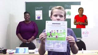 My Zone Online School: Grade 2 & 3 - Week 1 - Lesson 4 (Nouns and Punctuation)