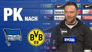 PK NACH DORTMUND - Favre - Dardai - Hertha BSC